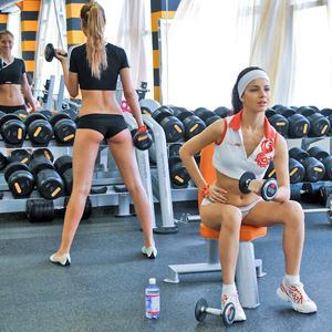 Фитнес-клубы Акташа