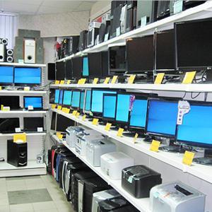 Компьютерные магазины Акташа