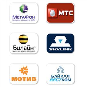 Операторы сотовой связи Акташа