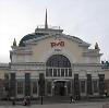 Железнодорожные вокзалы в Акташе