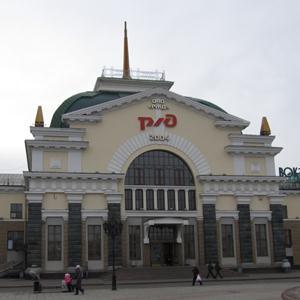 Железнодорожные вокзалы Акташа