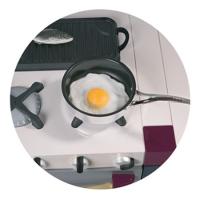 Кафе Tiesto - иконка «кухня» в Акташе
